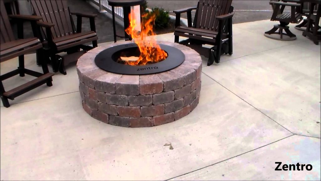 Zentro North Forge Fireplaces Inserts Stoves In